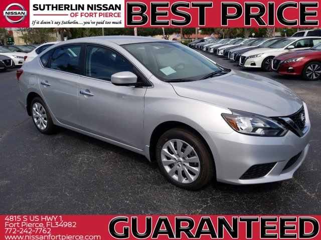 New 2019 Nissan Sentra in Fort Pierce, FL