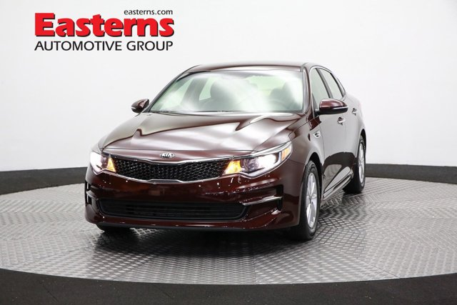 2016 Kia Optima LX 4dr Car