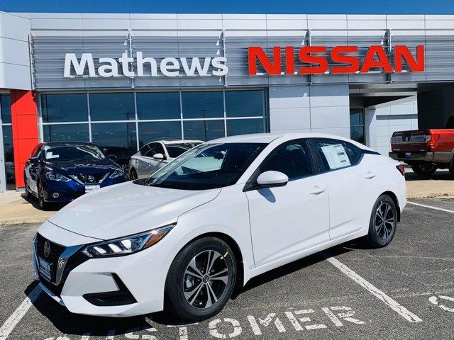 New 2020 Nissan Sentra in Paris, TX