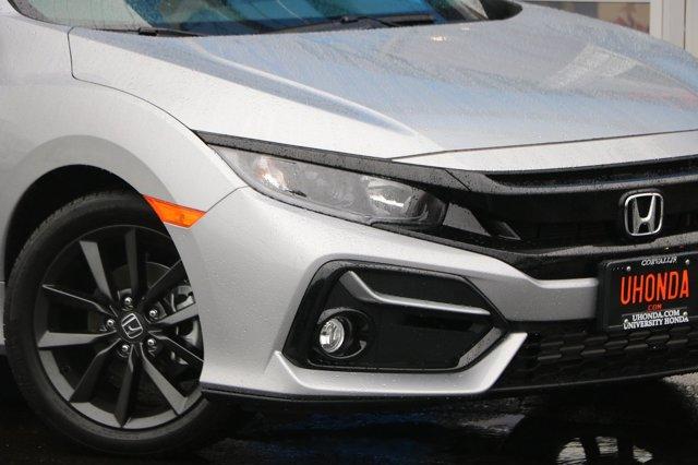 New 2020 Honda Civic Hatchback EX CVT