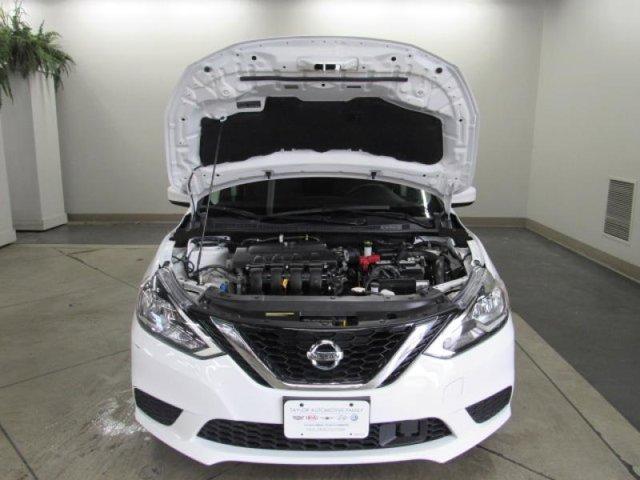 2018 Nissan Sentra S photo