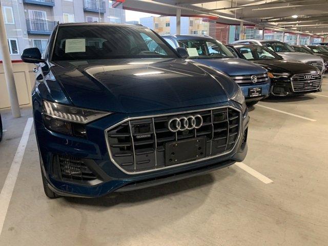 Used 2019 Audi Q8 in Lynnwood, WA