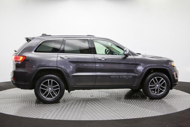 2017 Jeep Grand Cherokee for sale 123313 35