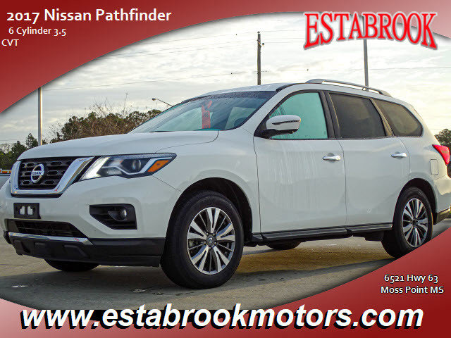 Used 2017 Nissan Pathfinder in Moss Point, MS