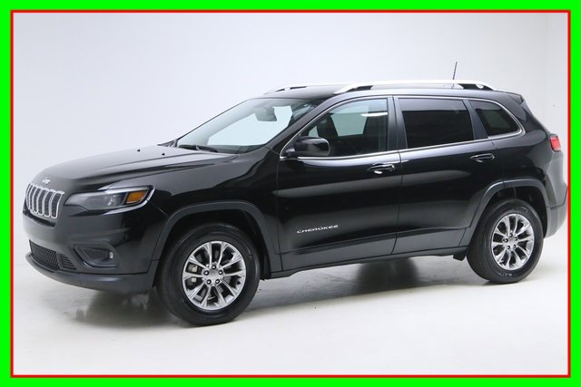 Used 2019 Jeep Cherokee in Cleveland, OH