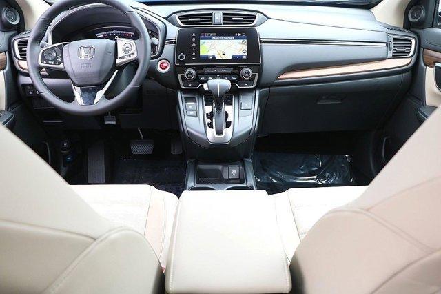 New 2018 Honda CR-V Touring AWD