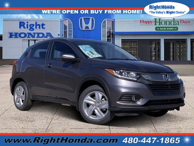 2020 Honda HR-V EX EX AWD CVT Regular Unleaded I-4 1.8 L/110 [8]