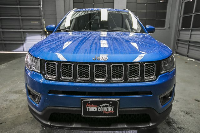 Used 2019 Jeep Compass Altitude 4WD