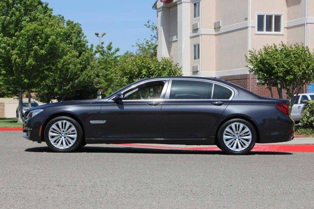 2015 BMW 7 SERIES 740Li 8