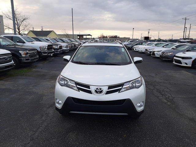 2015 Toyota RAV4 Limited photo