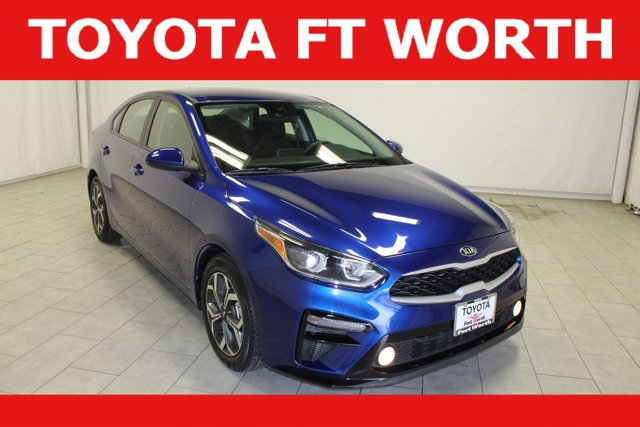 Used 2019 KIA Forte in Fort Worth, TX