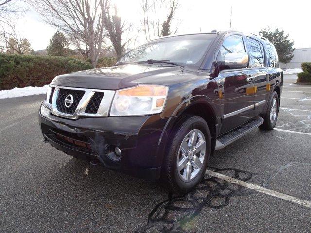 Used 2012 Nissan Armada in Spokane, WA
