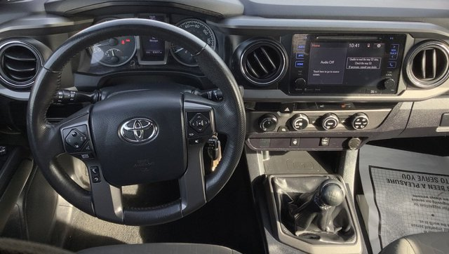 2017 Toyota Tacoma TRD Sport Double Cab 5' Bed V6 4x4 MT