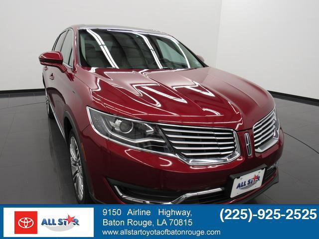 Used 2018 Lincoln MKX in Baton Rouge, LA
