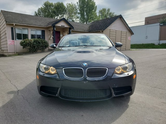 Used 2008 BMW 3 Series 2dr Conv M3