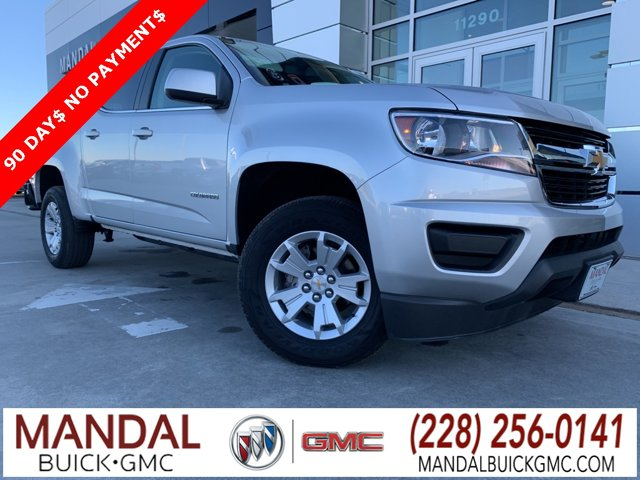 Used 2019 Chevrolet Colorado in D'Iberville, MS