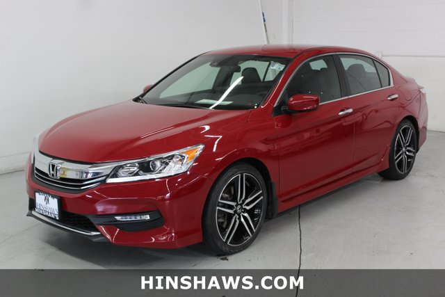 Used 2017 Honda Accord Sedan in , AL