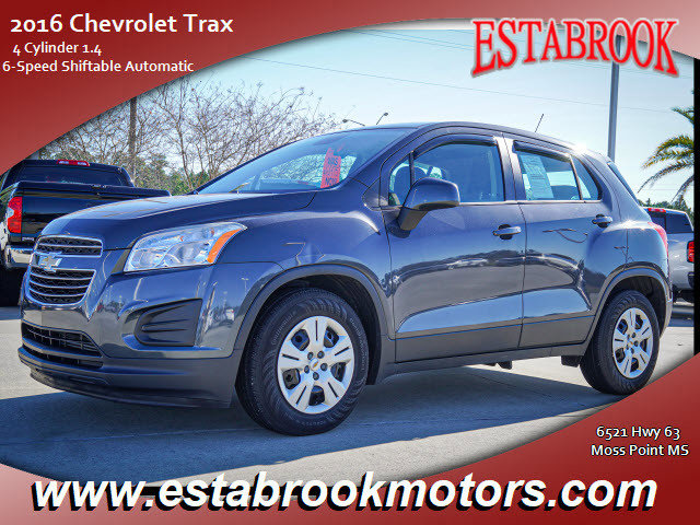Used 2016 Chevrolet Trax in , MS