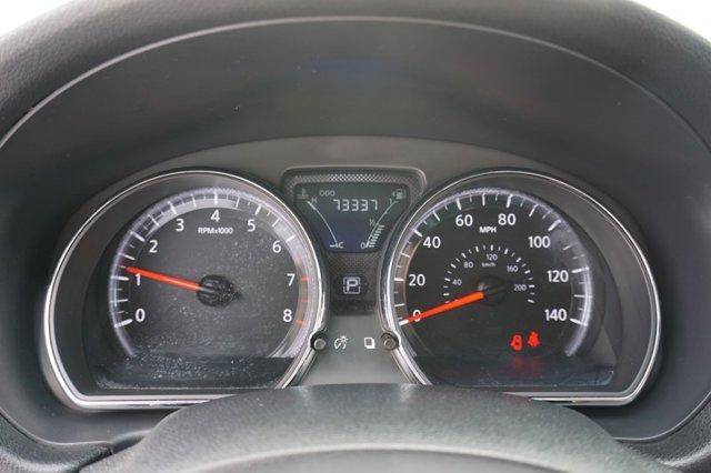 Used 2017 Nissan Versa Sedan SV CVT