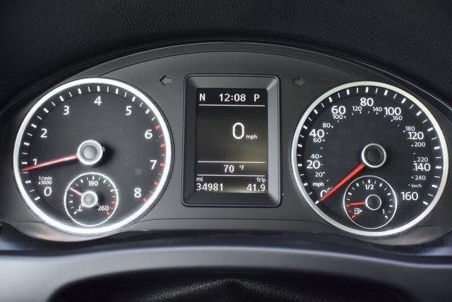 2017 Volkswagen Tiguan Wolfsburg Edition 4