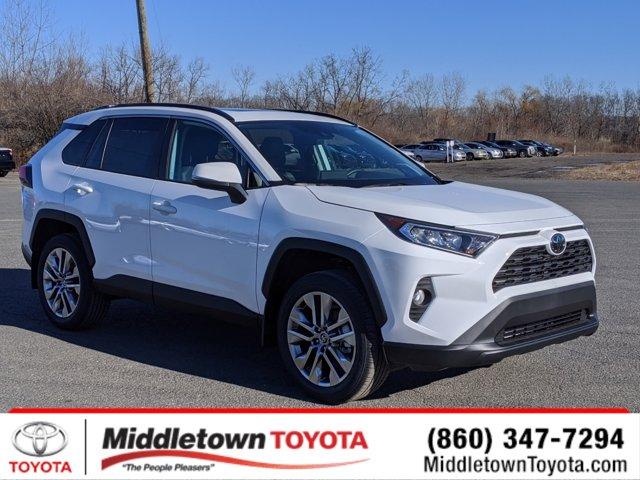 New 2020 Toyota RAV4 in Middletown, CT