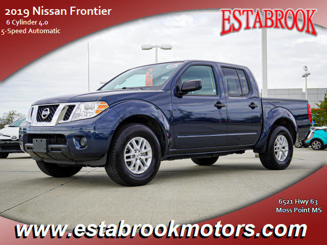 Used 2019 Nissan Frontier in , MS