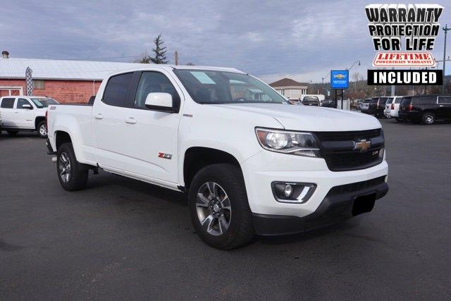 Used 2017 Chevrolet Colorado in Sumner, WA