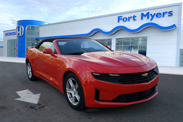 Used 2019 Chevrolet Camaro in Fort Myers, FL