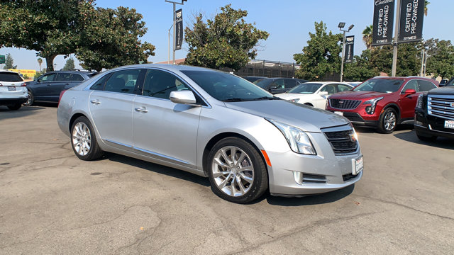 2016 Cadillac XTS Luxury Collection 4dr Sdn Luxury Collection AWD Gas V6 3.6L/217 [0]