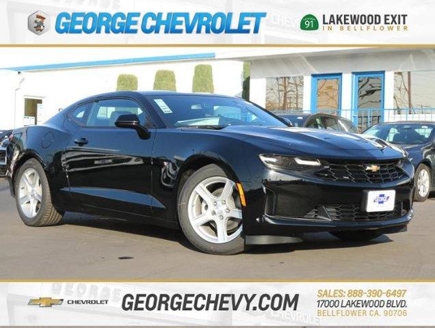 2021 Chevrolet Camaro 1LT 2dr Cpe 1LT Turbocharged Gas I4 2.0L/122 [0]