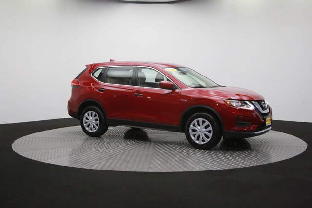 2017 Nissan Rogue for sale 125264 41