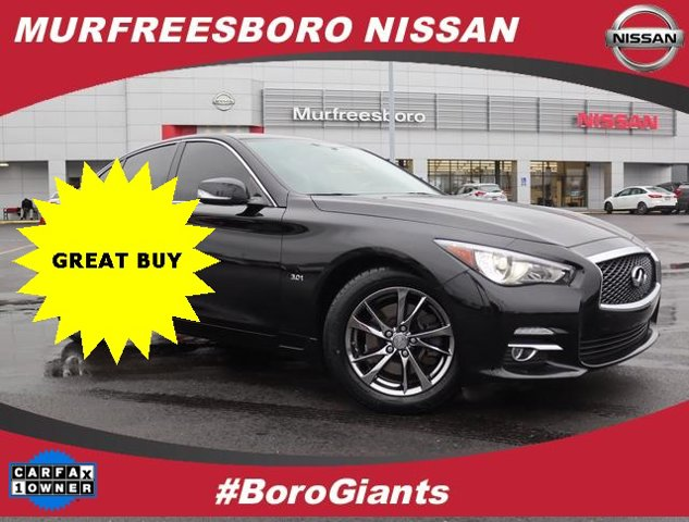 Used 2017 INFINITI Q50 in Murfreesboro, TN