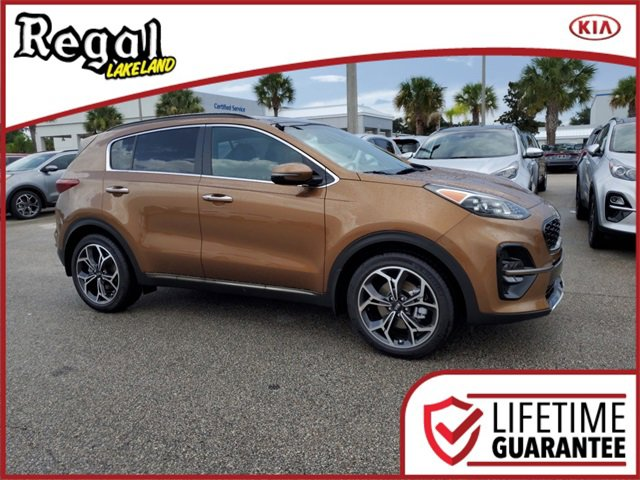 New 2020 KIA Sportage in Lakeland, FL