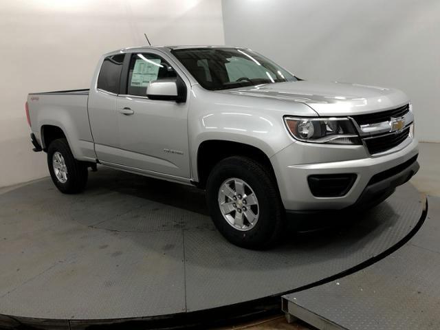 New 2020 Chevrolet Colorado in Greenwood, IN