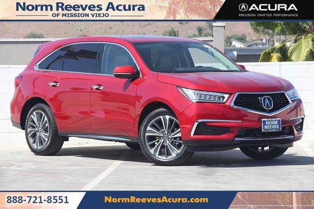 Acura Mission Viejo >> 2019 Acura Mdx W Technology Pkg 5j8yd3h57kl002274 Socal