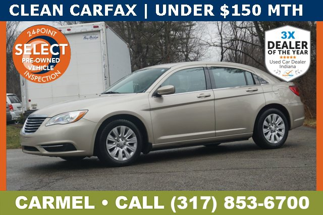 Used 2014 Chrysler 200 in Indianapolis, IN