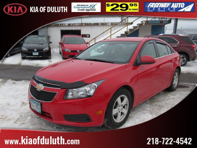 Used 2014 Chevrolet Cruze in Duluth, MN