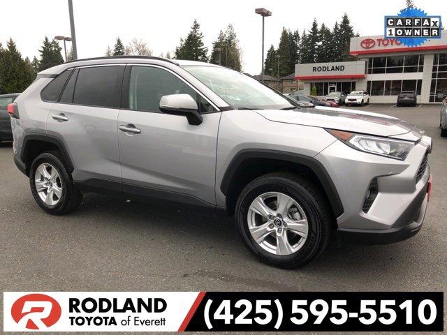 Used 2019 Toyota RAV4 in Everett, WA