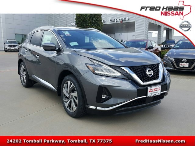 New 2020 Nissan Murano in Tomball, TX