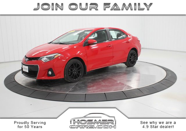 Used 2016 Toyota Corolla in Mason City, IA
