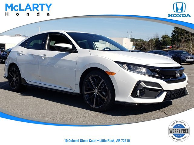 New 2020 Honda Civic Hatchback in Little Rock, AR