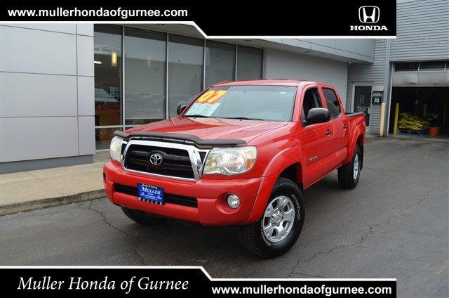 Used 2007 Toyota Tacoma in Gurnee, IL