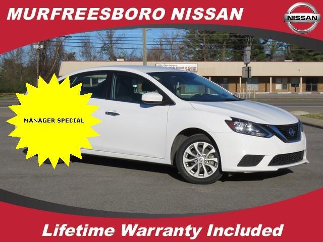Used 2018 Nissan Sentra in Murfreesboro, TN