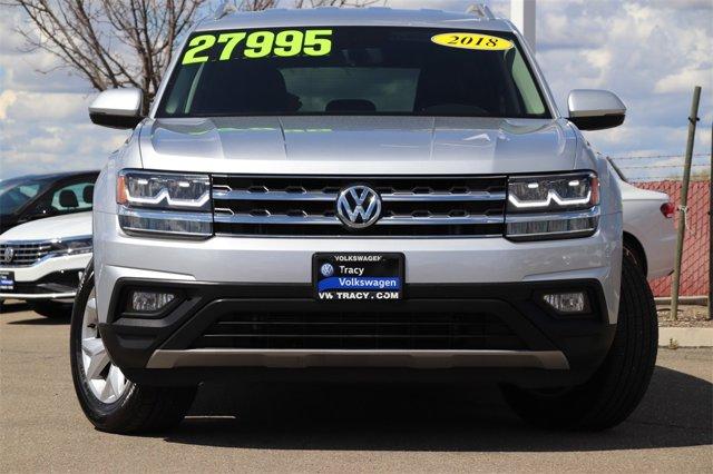 2018 Volkswagen Atlas 3.6L V6 SE