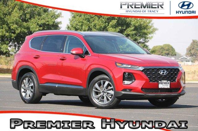 New 2020 Hyundai Santa Fe in Tracy, CA