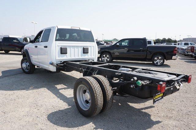 New 2021 Ram 5500 Chassis Cab Tradesman 4x4 Crew Cab 84 CA 197.4 WB
