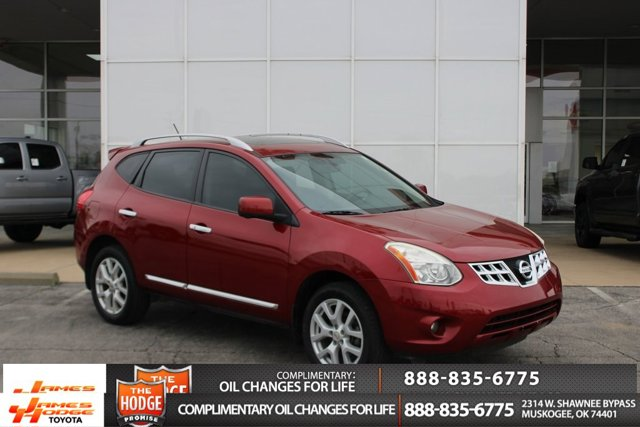 Used 2013 Nissan Rogue in Muskogee, OK