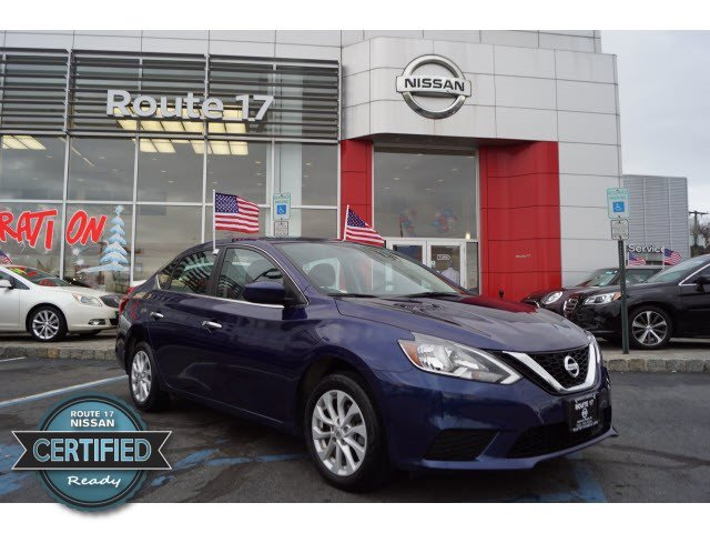 Used 2018 Nissan Sentra in Little Falls, NJ