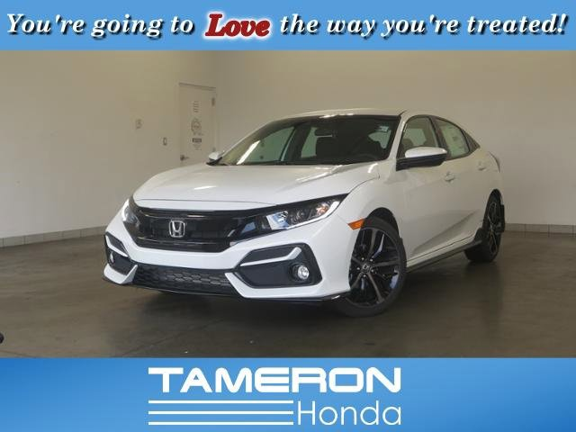 New 2020 Honda Civic Hatchback in Gadsden, AL