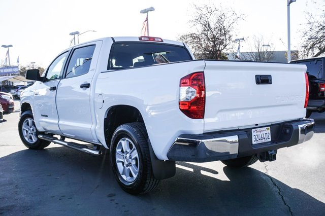 Used 2017 Toyota Tundra 2WD SR5 CrewMax 5.5' Bed 5.7L
